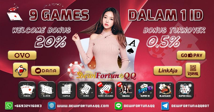 Agen Judi Poker Deposit Pulsa Indosat