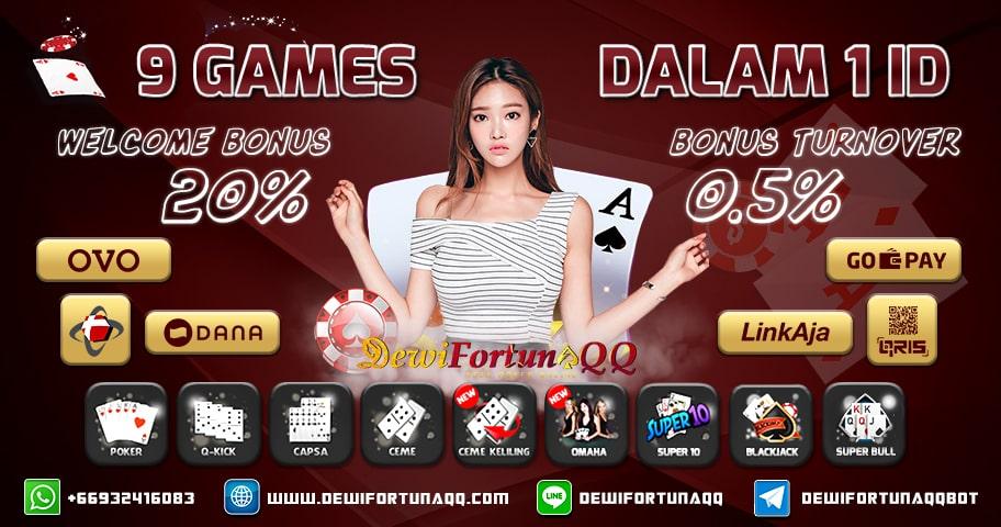 Deposit Idn Poker Pulsa 10000 Di Situs IDNPlay Deposit 10000