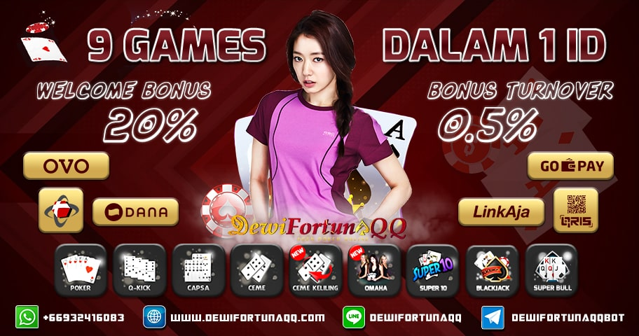 IDN Poker Deposit Pulsa Indonesia